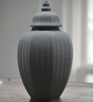 represented by Judy Straten Art-Design, Rolf Bruggink, Dessert Vase, sand 3D printed